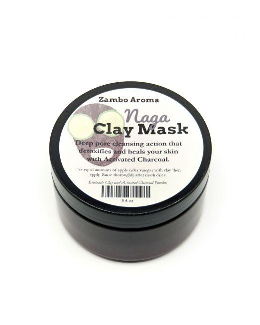 naga clay mask