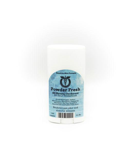 powder fresh deodorant