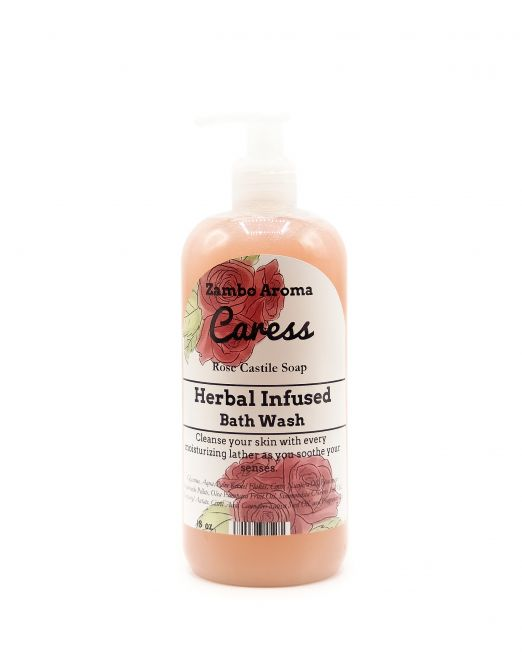 Caress liquid soap